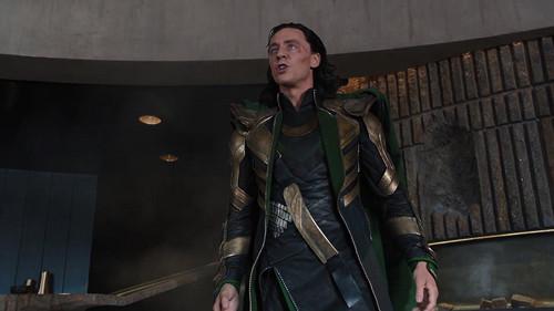 The Avengers Climax - Loki