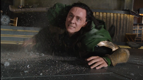 The Avengers Climax - Loki