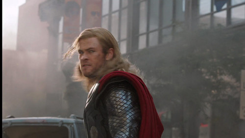 The Avengers Climax - Thor