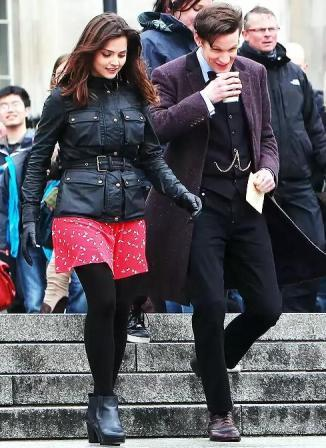 The Doctor & Clara