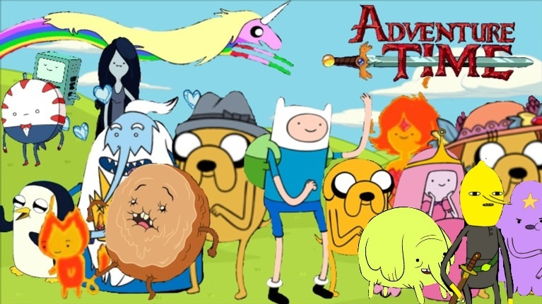 The Fun will Never End in Adventure Time! #3