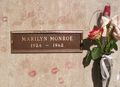 The Gravesite Of Marylin Monroe - marilyn-monroe photo