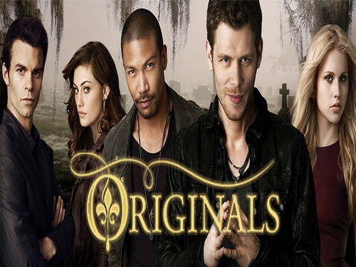 The Vampire Diaries پیپر وال titled The Originals