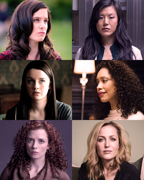 The Women of Hannibal