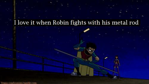 Titan Confession Robin