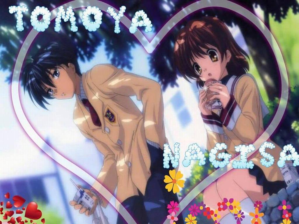 Tomoya   Nagisa - Clan...