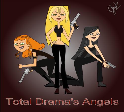 Total Drama's Ангелы