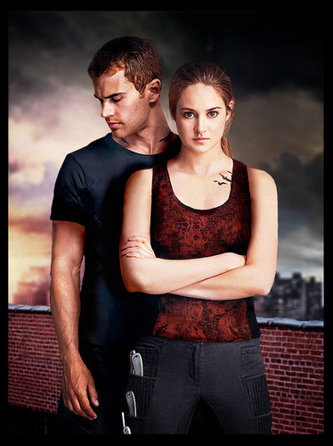 Divergent Tris And Four Wallpaper | www.pixshark.com ...