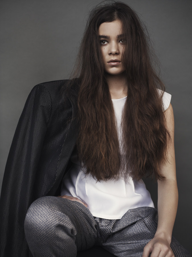 hailee steinfeld images V magazine 2013 photoshoot HD wallpaper and ...