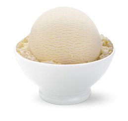 バニラアイスクリーム, バニラアイス クリーム