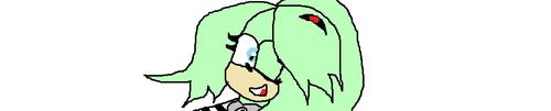 Vina The Hedgehog Happy