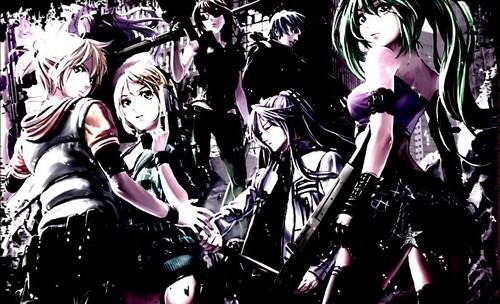 Vocaloids :)(: