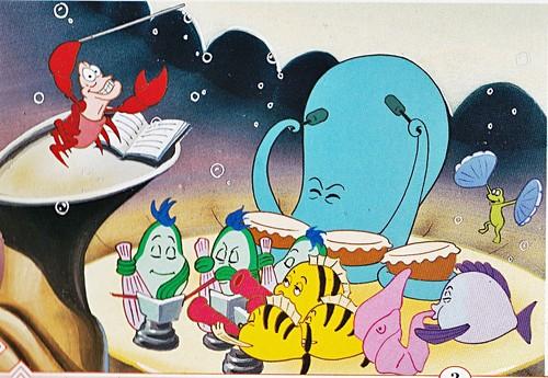Walt डिज़्नी Book तस्वीरें - Sebastian