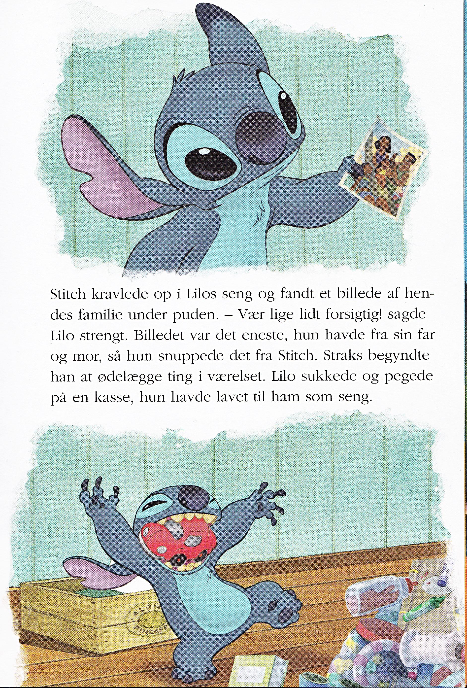 Walt Disney Book Images Stitch Walt Disney Characters