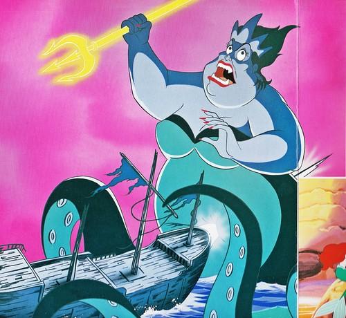 Walt disney Book imágenes - Ursula
