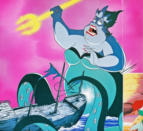 Walt Disney Book immagini - Ursula