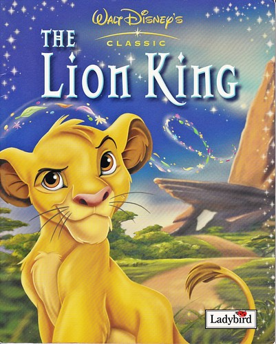 Walt disney libros - The Lion King