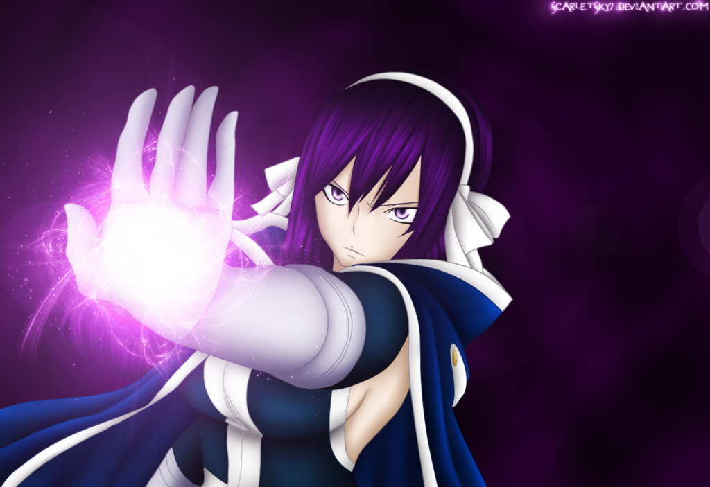 We'll miss you Ultear !!!! T^T - Fairy Tail Photo ...