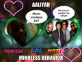 We love our fans - princeton-mindless-behavior fan art