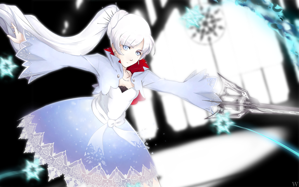 rwby weiss wallpaper - photo #4