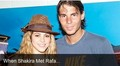 When Shakira Met Rafa.. - rafael-nadal photo