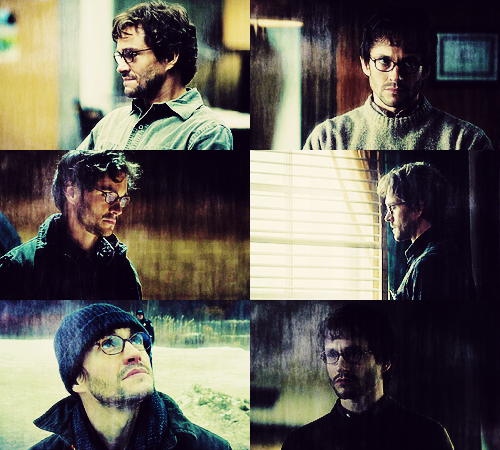 Will Graham + glasses