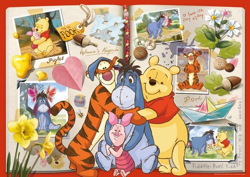 Disney wolpeyper with anime entitled Winnie The Pooh