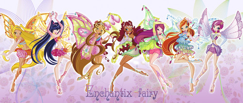 Winx club enchantix \Винкс энчантикс 5 сезон
