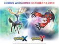 pokemon - Xerneas and Yveltal wallpaper