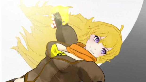 rwby images yellow wallpaper and background photos
