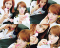 YoonHyo selca <33~