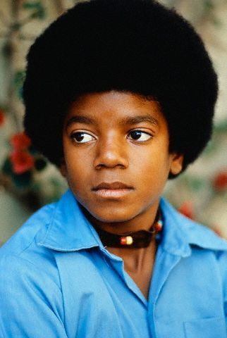 Michael Jackson wallpaper probably with a portrait entitled Young Michael