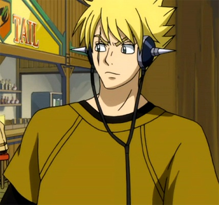 Younger Laxus