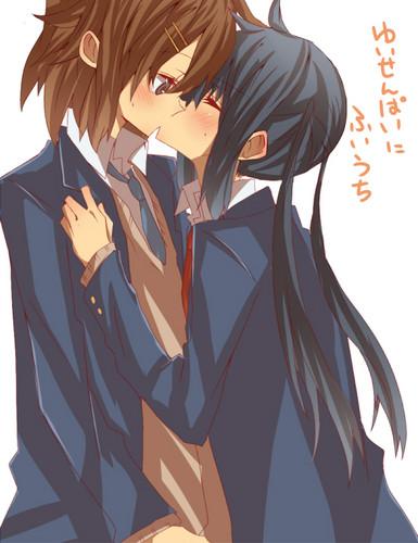 Yui x Azusa