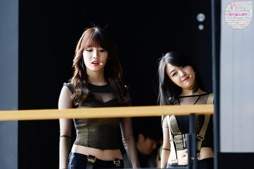 Yura and MinAh <33333~