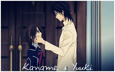 Yuuki x Kaname