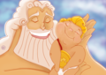 Zeus and Hercules - disney fan art