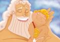 Zeus and Hercules