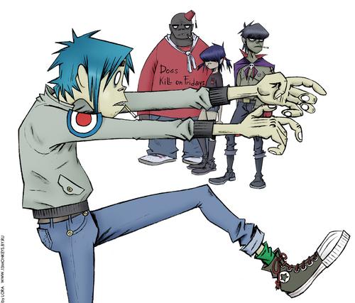 Zombie 2D