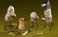 Zombie Peanuts - zombies photo