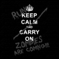 Zombies Are Coming! - zombies photo