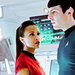 adorable - spock-and-uhura icon