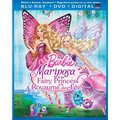 barbie mariposa the fairy princess dvd and blu-ray - barbie-movies photo