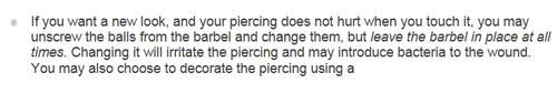 bbr piercings