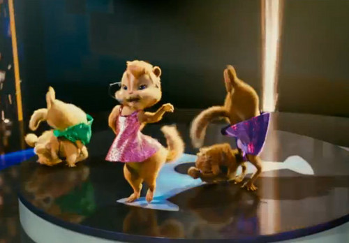 briitany and the chipettes