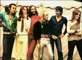 bryan ferry with roxy music - hippies photo