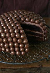 cokelat trufflles