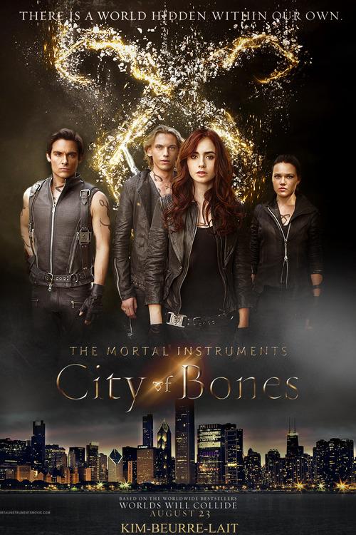 City Of Bones Film
