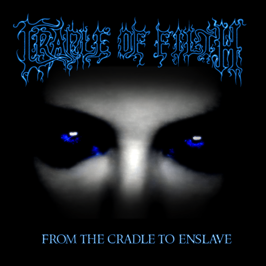 Cradle Of Filth From The Cradle To Enslave Ep ...