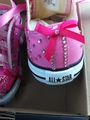 converse and vans - womens-shoes photo